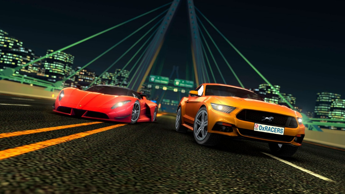0xRacers - Tune your ride up and win racing events!
