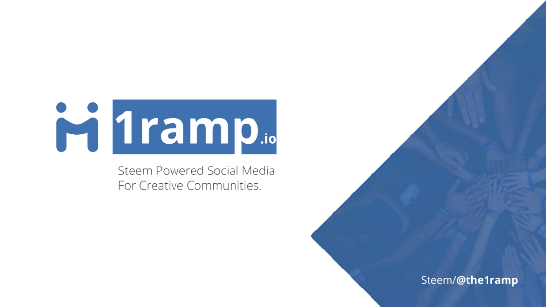 1Ramp - Rewarding creators