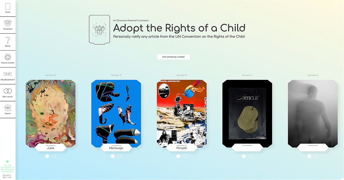 Adopt The CRC - Adopt the rights of a child