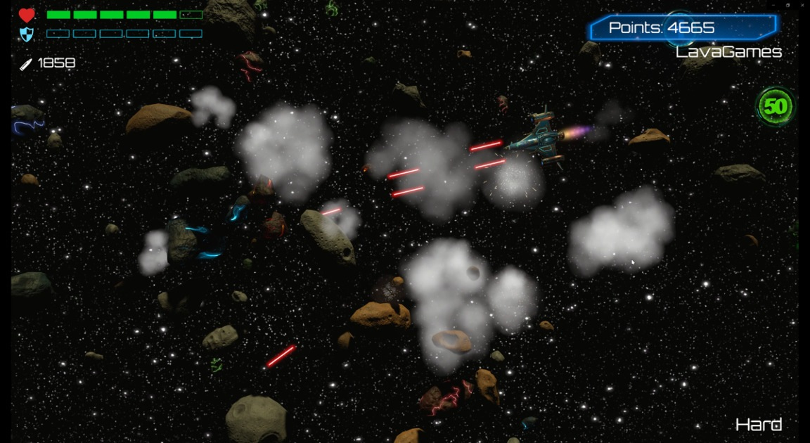 Apollos - Asteroids on steroids!