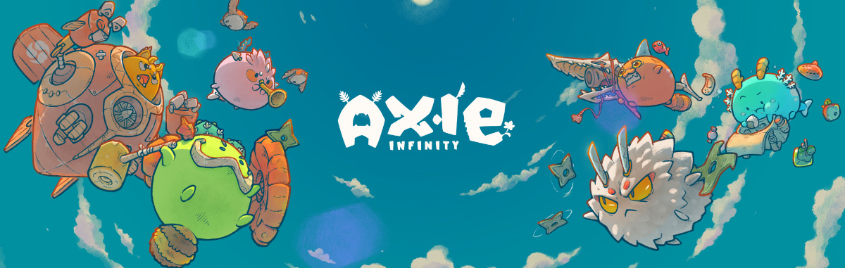 Axie Infinity - Play to Earn is here!