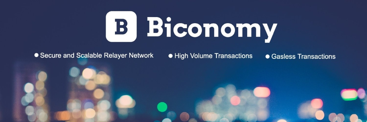 Biconomy - Relayer infrastructure for meta transactions.