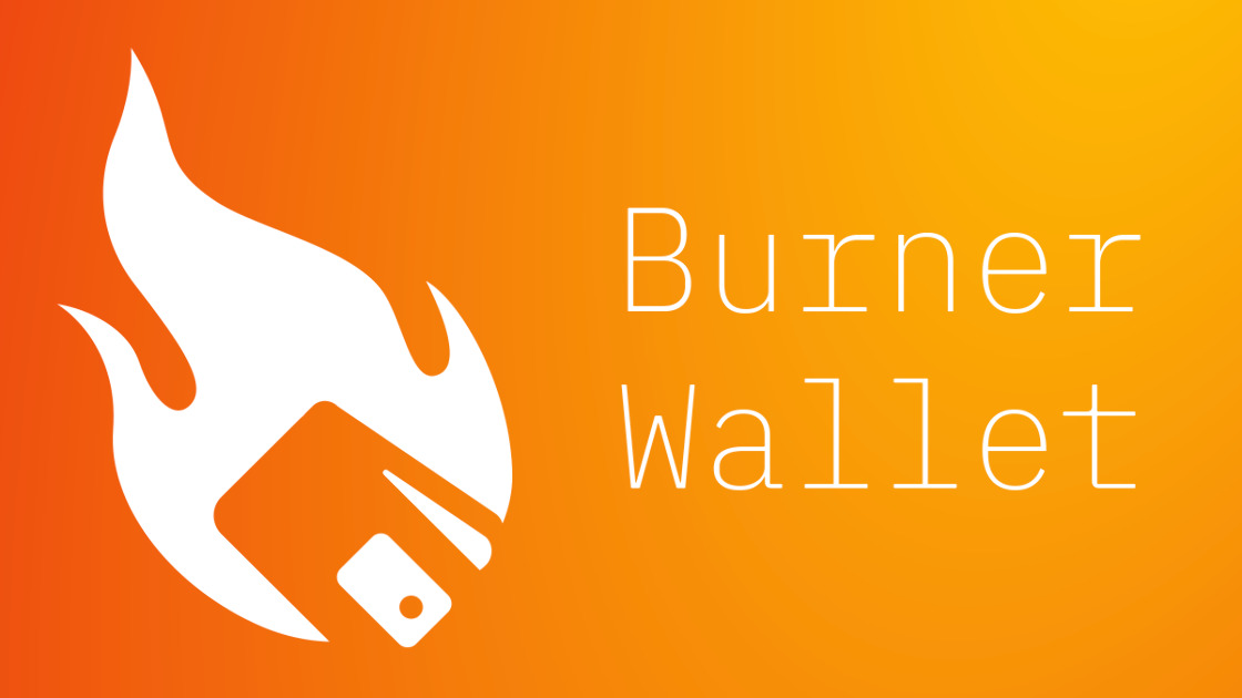 Burner Wallet - Burner Wallet to move xDai quickly in a web browser. Sweep to cold storage when you get home.