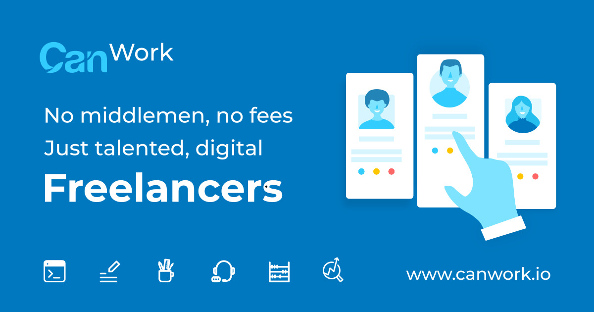 CanWork - Freelance Marketplace for Digital Services
