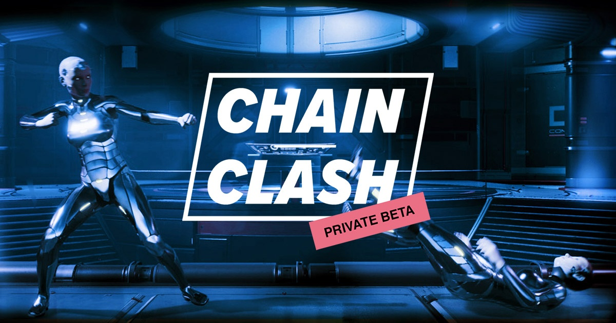 Chain Clash - Chain Clash - Battle of the Crypto Clans