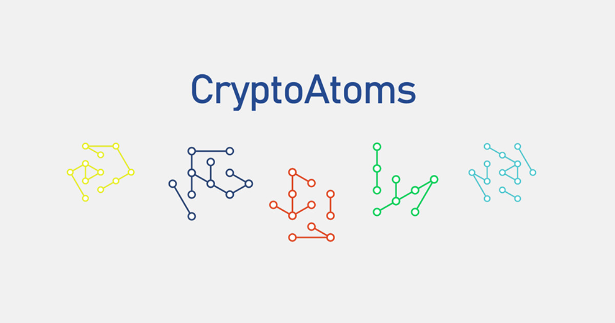 CryptoAtoms - Create and collect unique atoms!