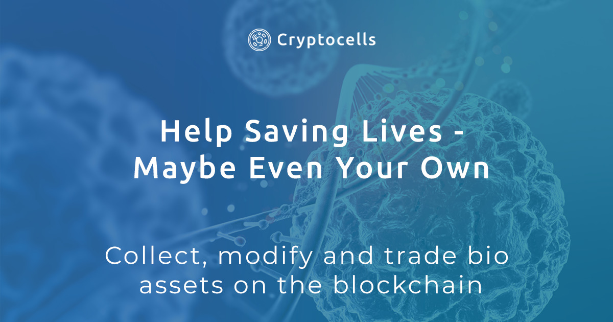 Cryptocells - Crowdsourcing innovation through gamification