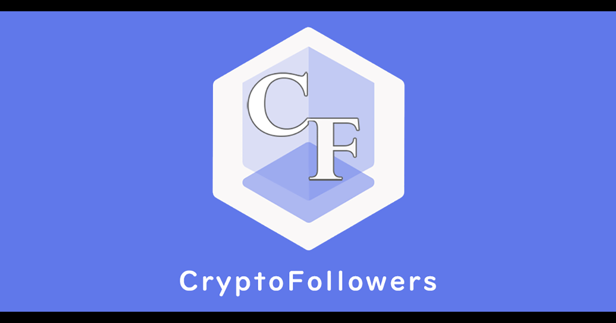 CryptoFollowers - Gain and retain tokens, receive rewards