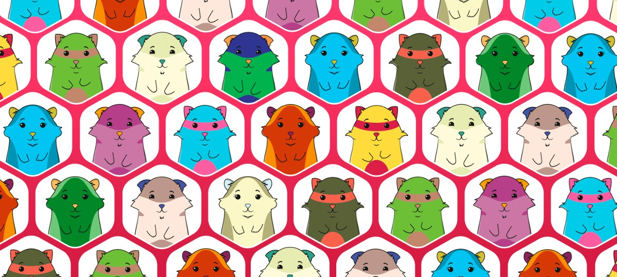 CryptoHamsters - Trade, collect and have fun with CryptoHamsters