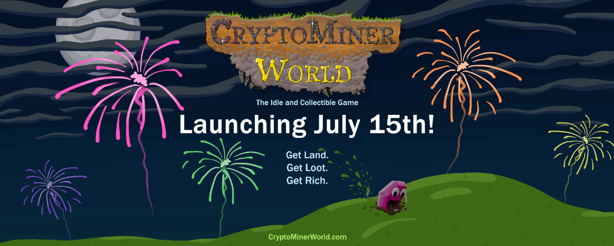 CryptoMiner World - The Idle and Collectible Game!