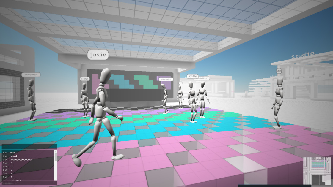 Cryptovoxels — A virtual reality world that's owned by its users
