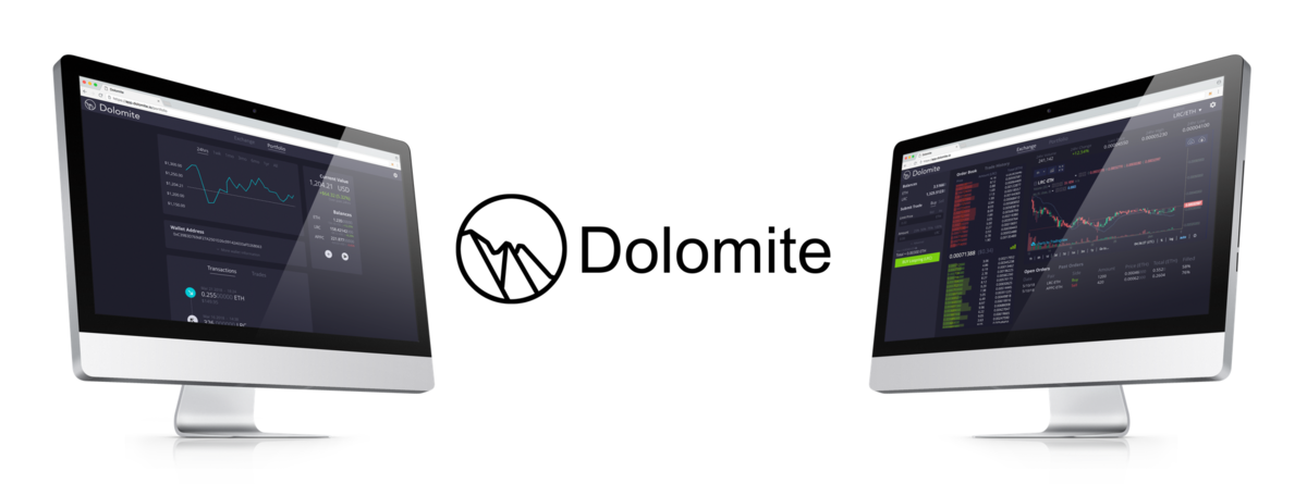 Dolomite - Effortless crypto trading