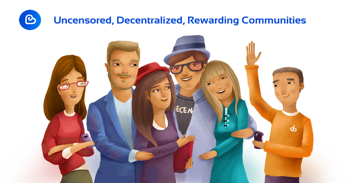 Ecency - Earn crypto, Share anything, Grow your community!