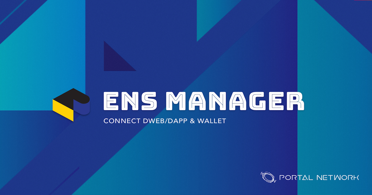 ENS Manager - Resolver contract set-up manager