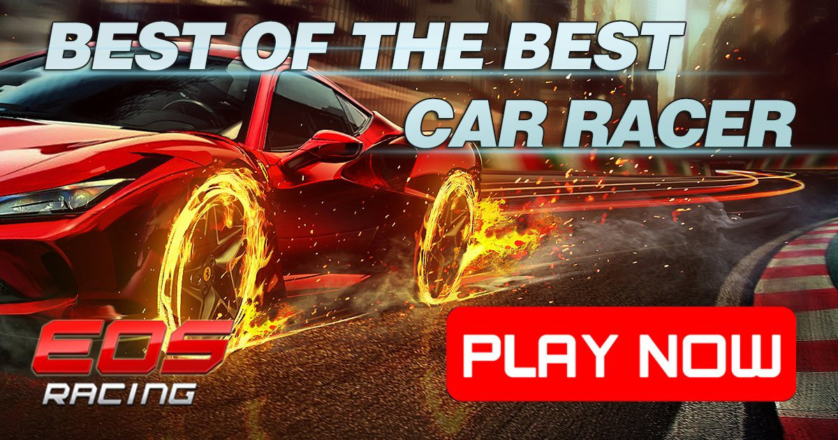 EOS RACING - Racing game