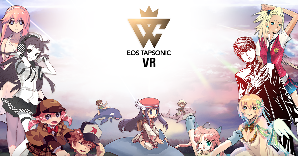 EOS TAPSONIC VR - Hit the VR blocks