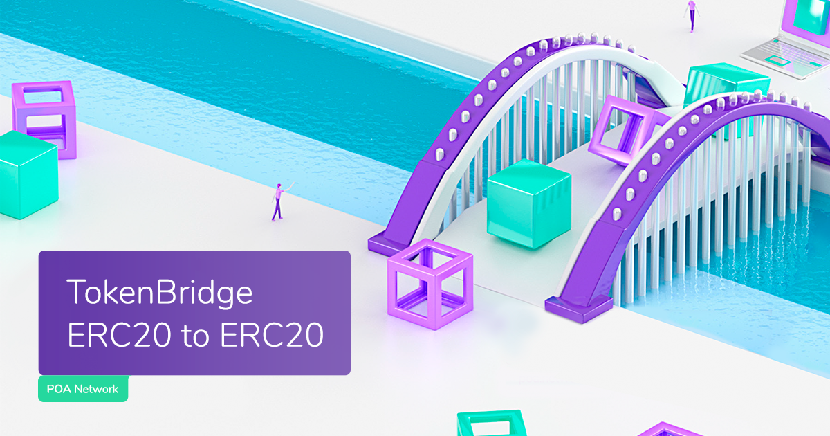 ERC20 to ERC20 TokenBridge - An interoperability protocol for moving ERC20 token