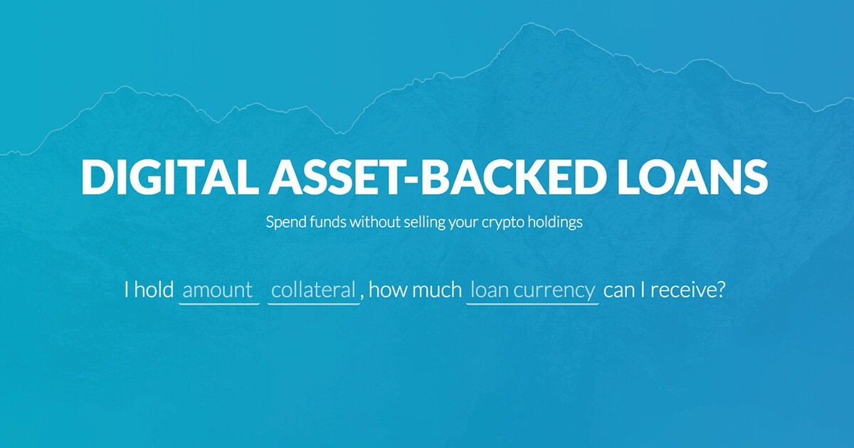 ETHLend - Spend funds without selling your crypto holdings