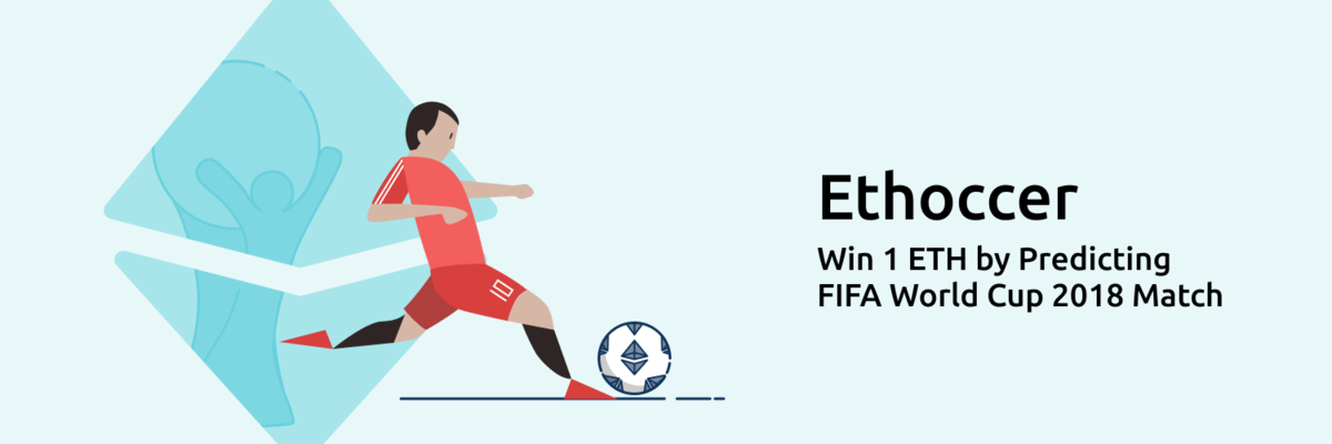 Ethoccer - A world cup betting game