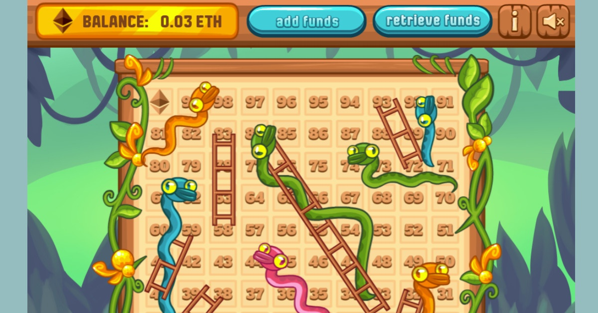 Ethsnakes - Snake and ladders
