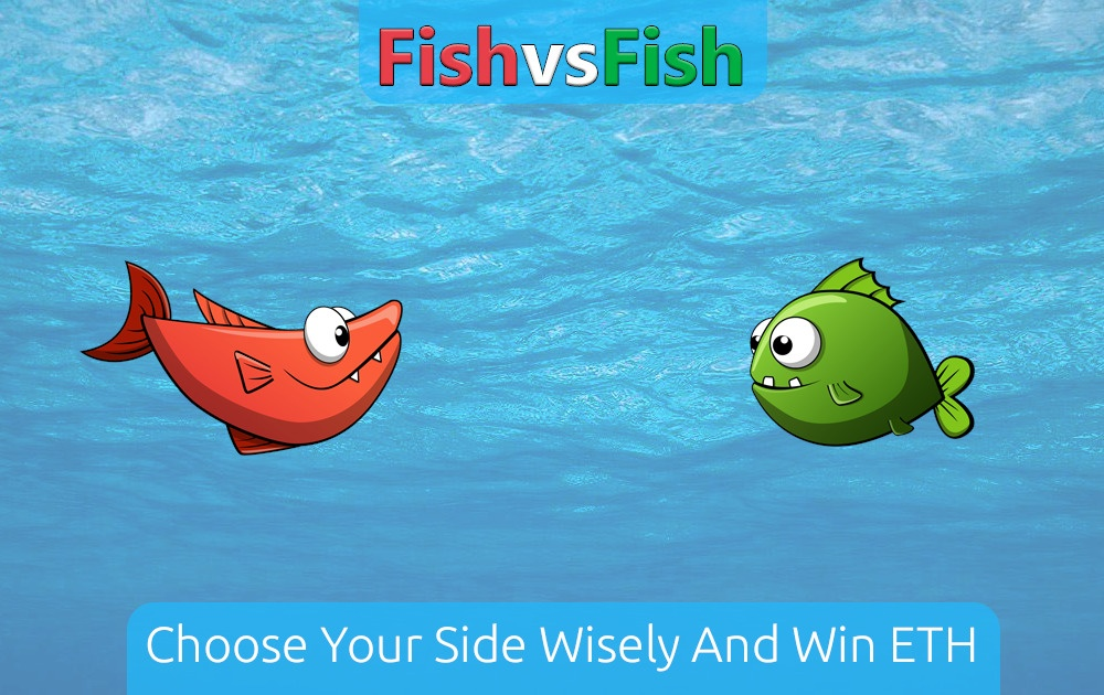 FishvsFish - Competitive Fish game