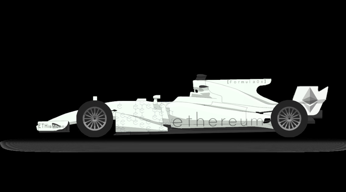 Formula0x - Tokenized digital F1 inspired art