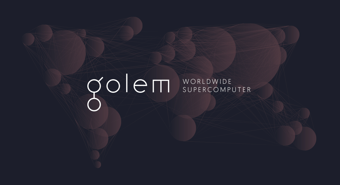 Golem - Distributed computation