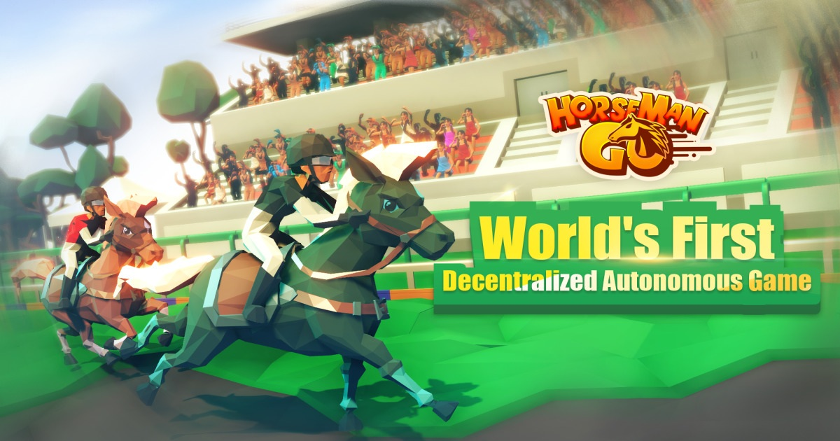 Horseman GO - Horseman GO is a horse racing game.