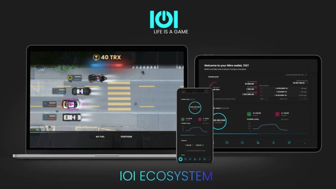 IOI game - The #1 Ecosystem for Gamers and Traders.