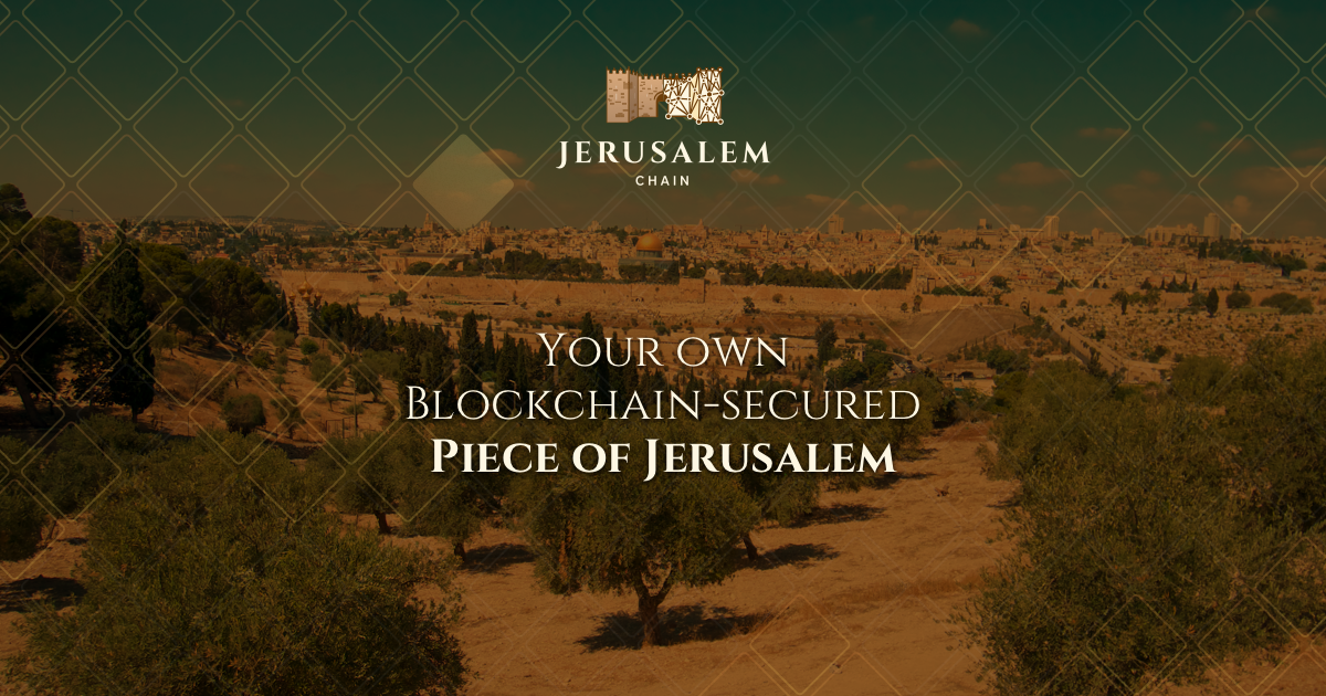 Jerusalem Chain - Virtual Temple in Jerusalem