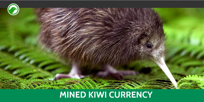KIWI - Mineable ERC20 token using SHA3 PoW algorithm