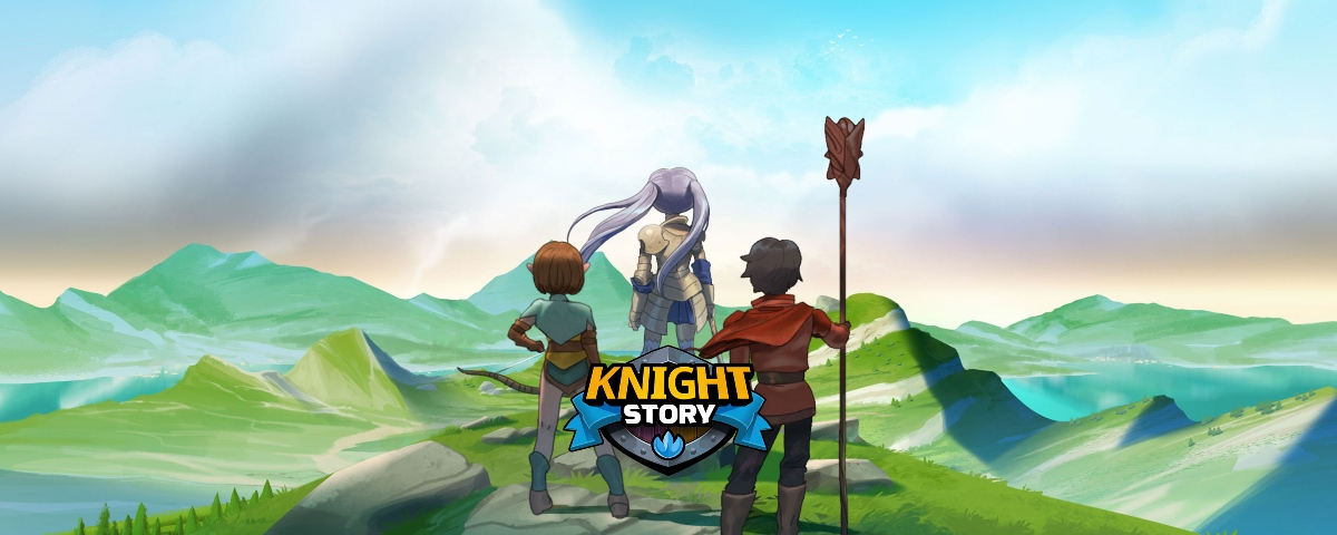 Knight Story - Knight Story is an innovative mobile RPG