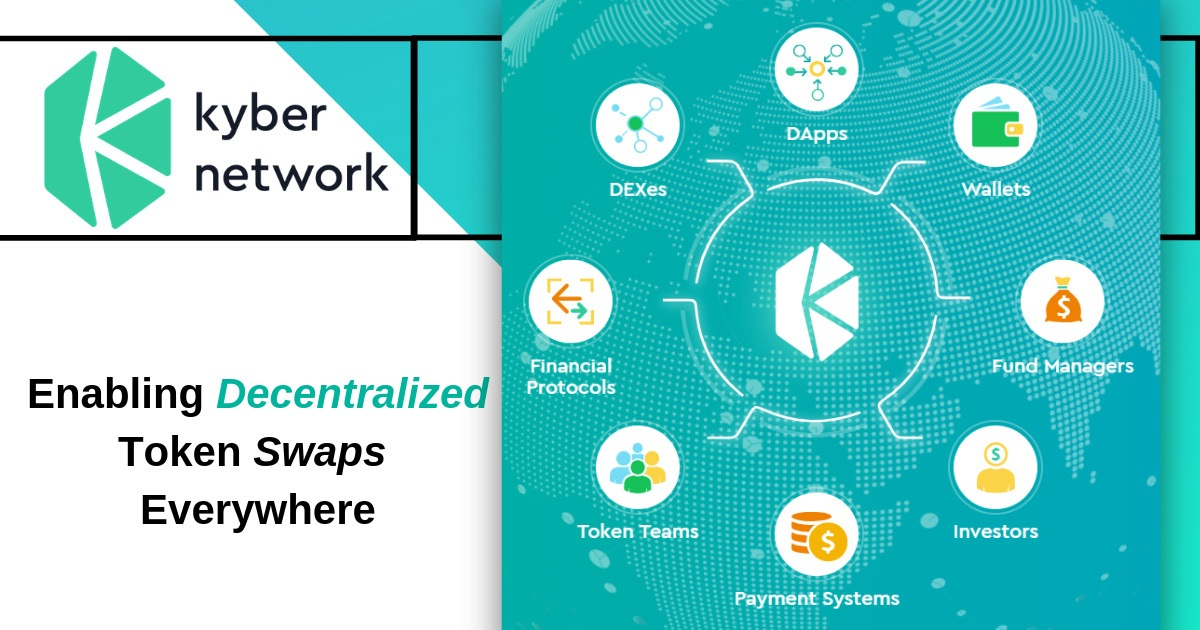 KyberNetwork - Enabling Token Swaps Everywhere