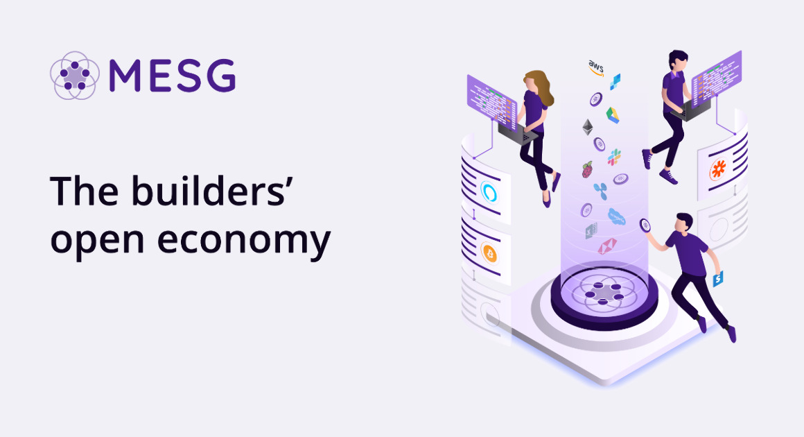 MESG - The builders' open economy