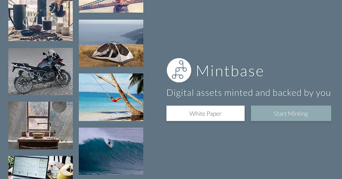 Mintbase - Digital assets minted and backed by you.