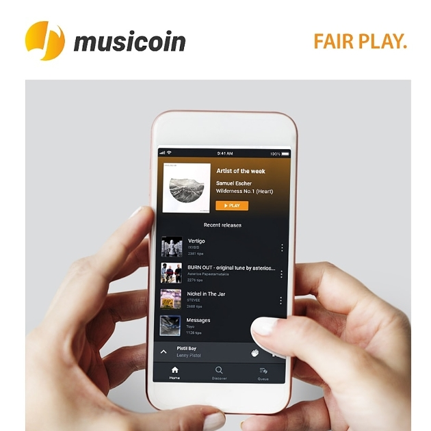 Musicoin - Solution for musicians to license their works direclty