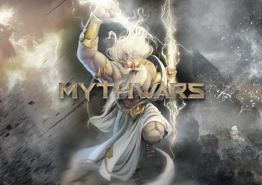 MythWars - Mythology based game