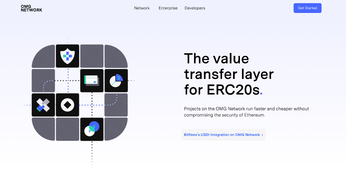 OmiseGO - The value transfer layer for ERC-20s