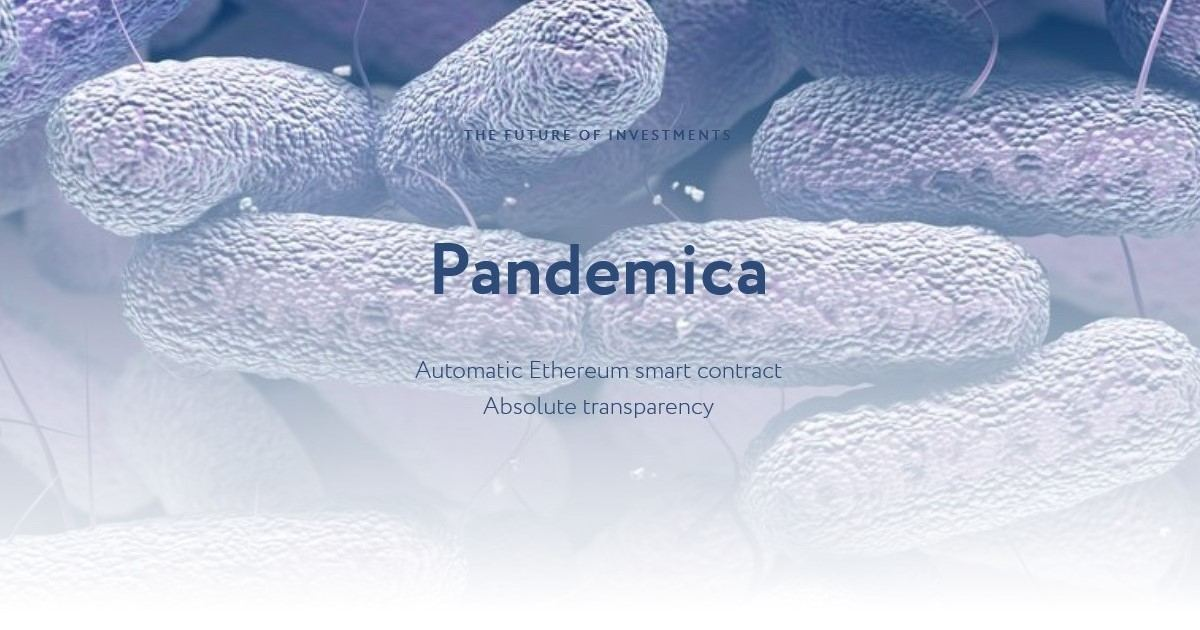 PANDEMICA - Pays 3% daily forever