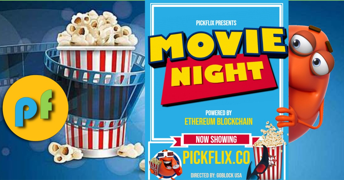 PickFlix - The Weekly Fantasy Movie Game
