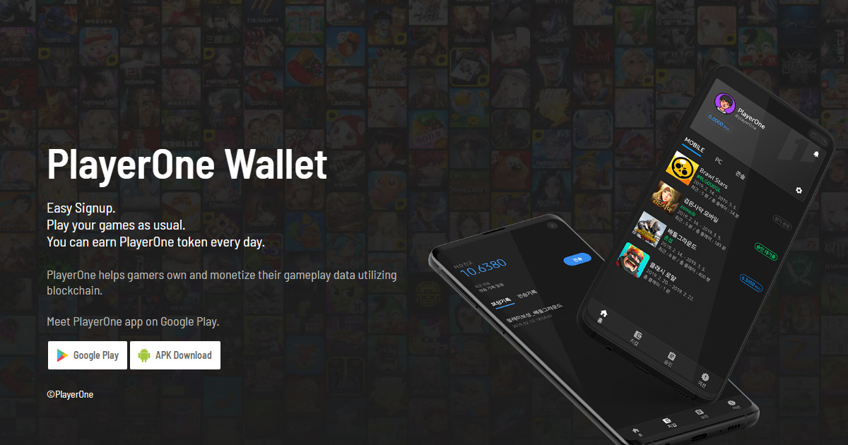 Player One - Earn Crypto Playing Mobile Games