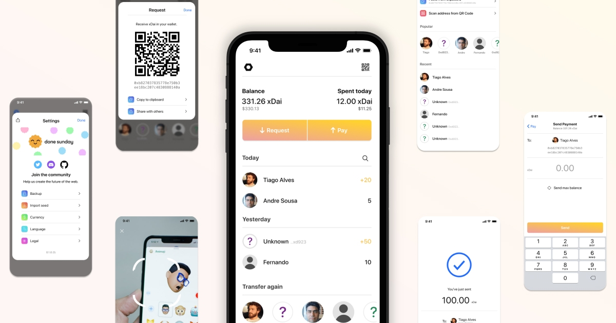 Poketto - A wallet that you can show to your parents