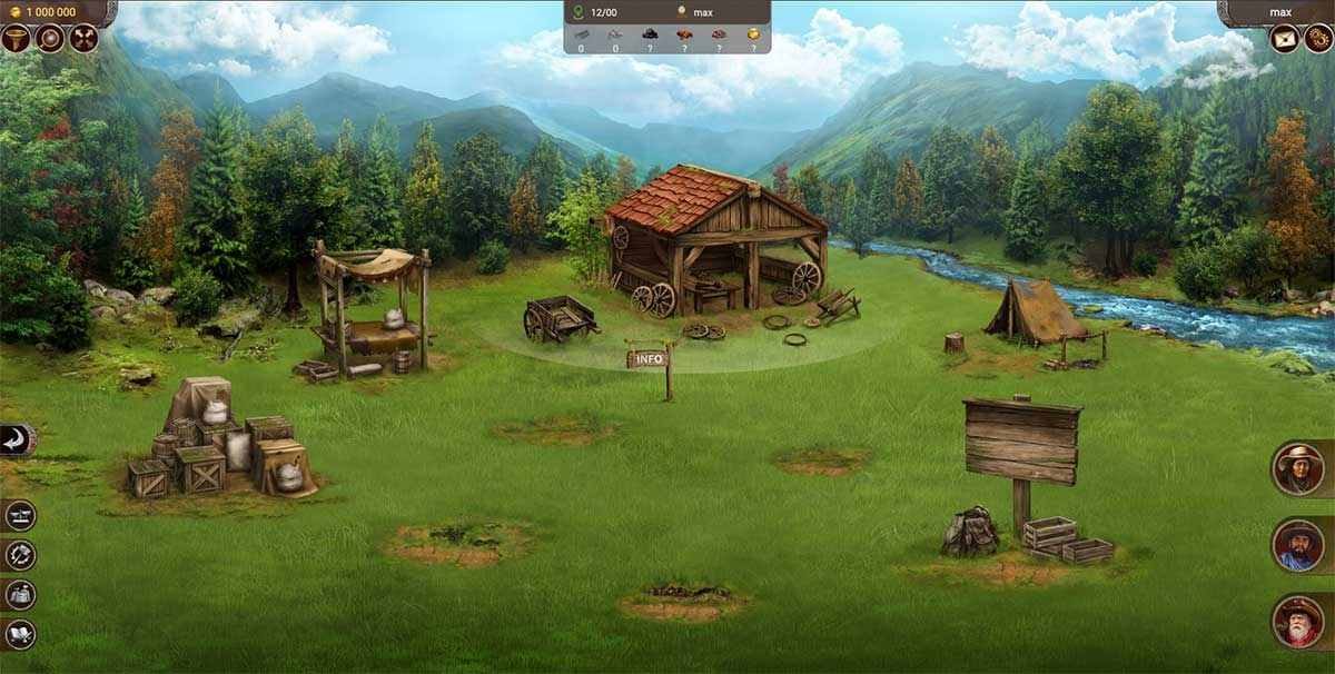 Prospectors - Multiplayer online real time economic strategy