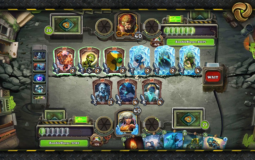 Relentless TCG - A fast-paced mobile/desktop trading card game