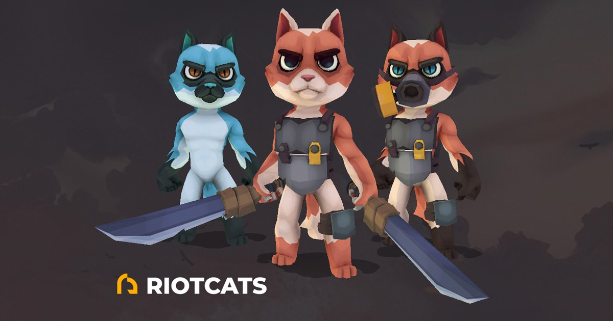 RiotCats - Life after the CATaclysm!