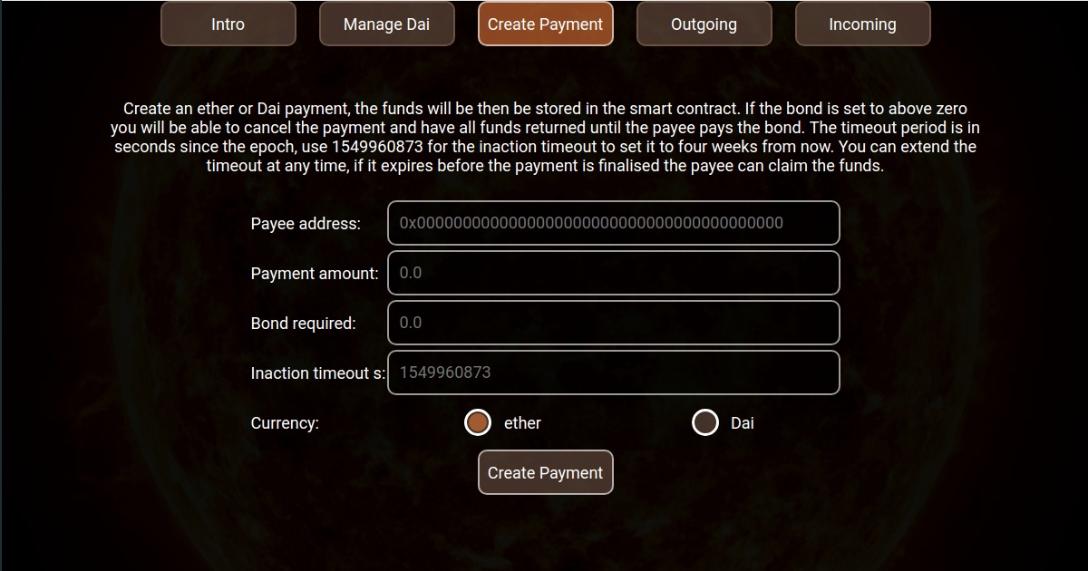 Scorchable Payments - Scorched Earth payments, zero incentive to scam.