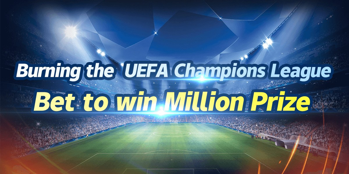 Soccer Night - Burning the  UEFA Champions League bet to win Millions
