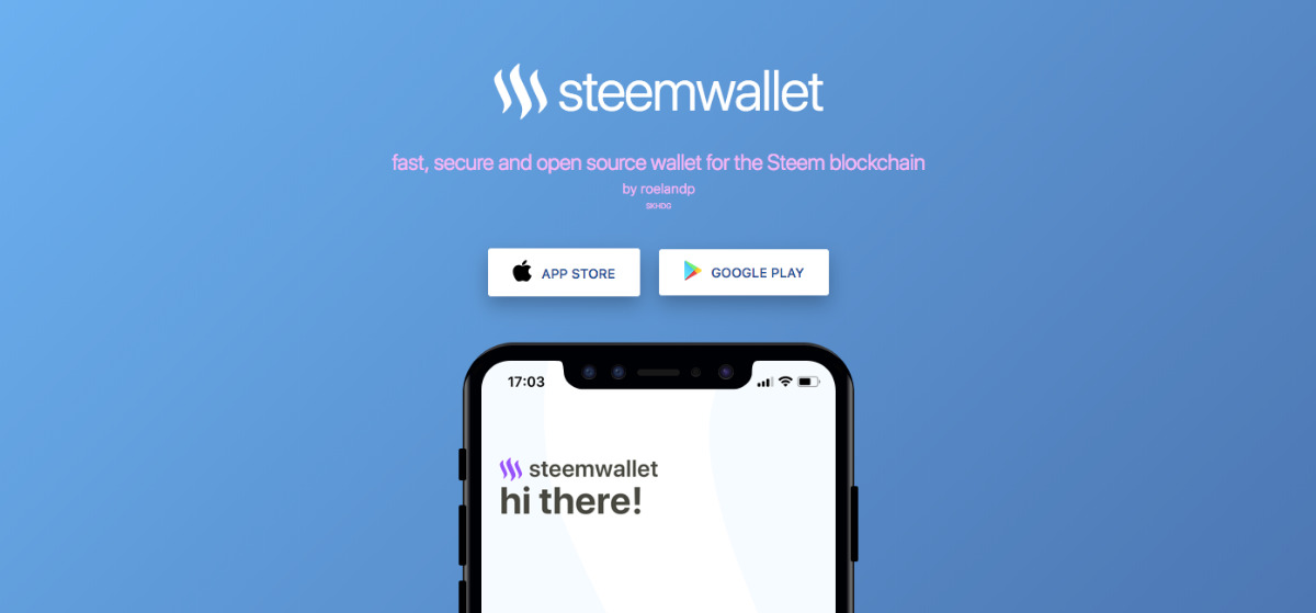 steemwallet - Fast, secure and open source wallet for Steem