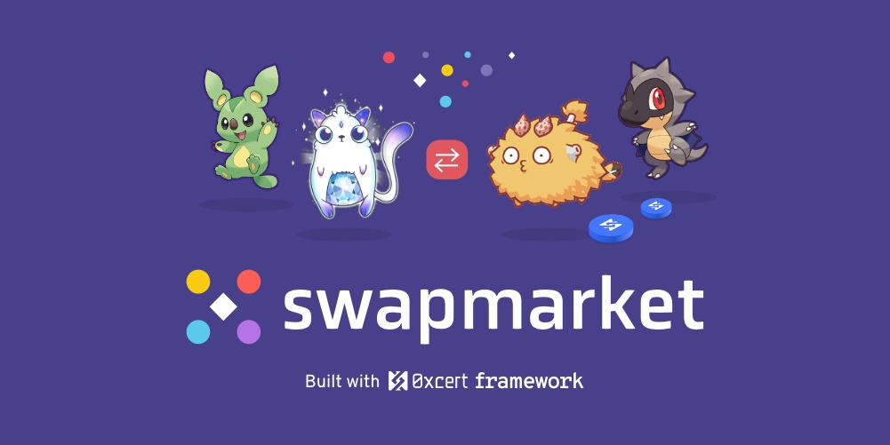 SwapMarket - Swap your unique crypto assets