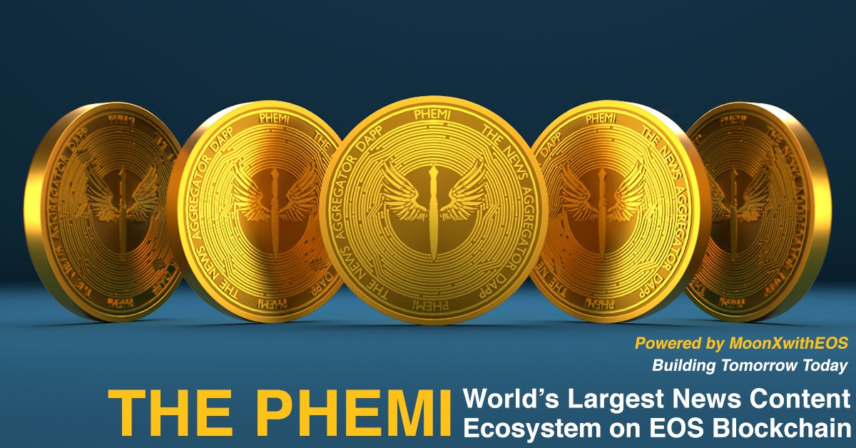 The Phemi - News Content Ecosystem